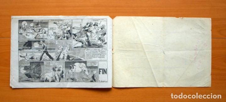 Tebeos: Casiano Barullo - nº 7 Prisioneros del desierto - Editorial Grafidea 1952 - Foto 5 - 70062389