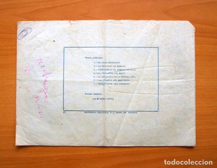 Tebeos: Casiano Barullo - nº 7 Prisioneros del desierto - Editorial Grafidea 1952 - Foto 6 - 70062389
