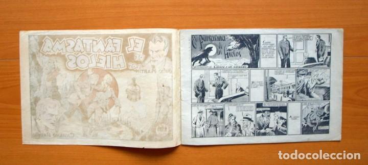 Tebeos: Casiano Barullo - nº 11 El fantasma de los hielos - Editorial Grafidea 1944 - Foto 2 - 70062669