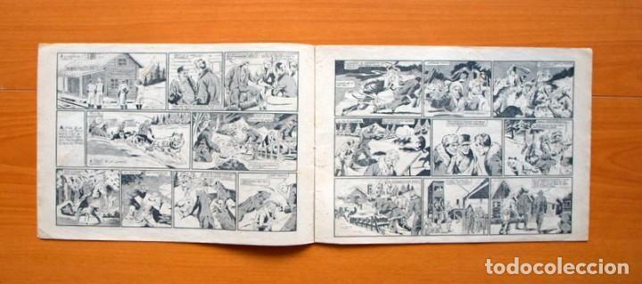Tebeos: Casiano Barullo - nº 11 El fantasma de los hielos - Editorial Grafidea 1944 - Foto 3 - 70062669