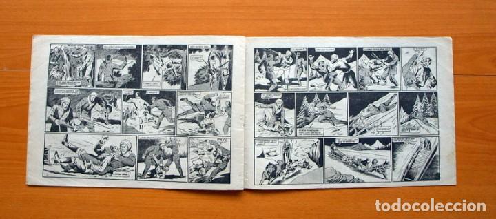 Tebeos: Casiano Barullo - nº 11 El fantasma de los hielos - Editorial Grafidea 1944 - Foto 4 - 70062669