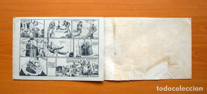 Tebeos: Casiano Barullo - nº 11 El fantasma de los hielos - Editorial Grafidea 1944 - Foto 5 - 70062669