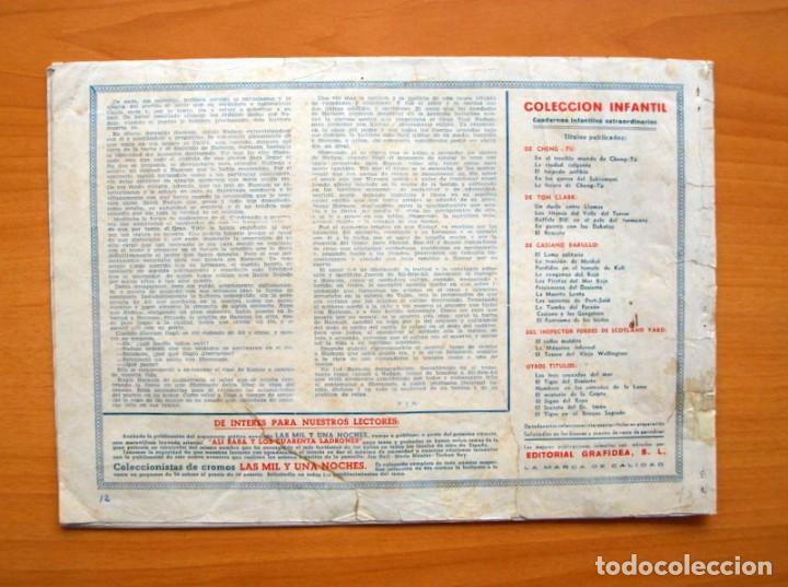 Tebeos: Casiano Barullo - nº 11 El fantasma de los hielos - Editorial Grafidea 1944 - Foto 6 - 70062669