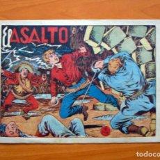 Tebeos: CHISPITA 1ª - 19 EL ASALTO - EDITORIAL GRAFIDEA 1951. Lote 70063145