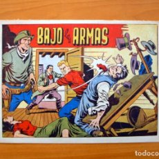 Tebeos: CHISPITA 6ª - Nº 9 BAJO LAS ARMAS - EDITORIAL GRAFIDEA 1955. Lote 70064345