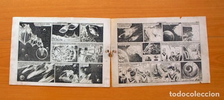 Tebeos: Chispita 7ª - nº 6 Alarma en Marte - Editorial Grafidea 1955 - Foto 4 - 70064401