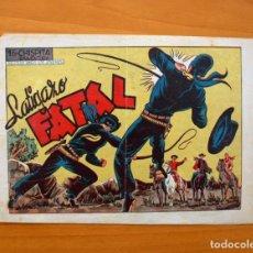 Tebeos: CHISPITA 8ª - Nº 16 LATIGAZO FATAL- EDITORIAL GRAFIDEA 1956. Lote 70064557