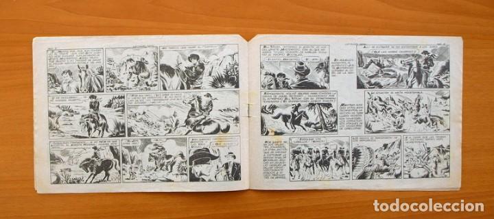 Tebeos: Chispita 8ª - nº 16 Latigazo fatal- Editorial Grafidea 1956 - Foto 3 - 70064557