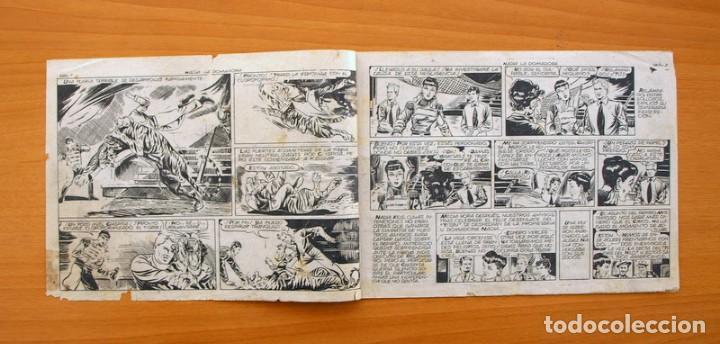 Tebeos: Chispita 9ª aventura - nº 4 Nadia la domadora - Editorial Grafidea 1957 - Foto 2 - 70064657