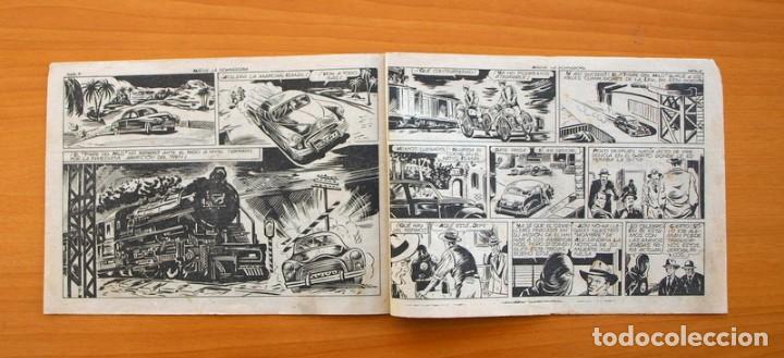 Tebeos: Chispita 9ª aventura - nº 4 Nadia la domadora - Editorial Grafidea 1957 - Foto 3 - 70064657