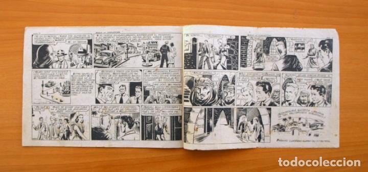 Tebeos: Chispita 9ª aventura - nº 4 Nadia la domadora - Editorial Grafidea 1957 - Foto 4 - 70064657