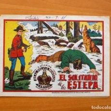 Tebeos: CHISPITA 10ª - Nº 4 EL SOLITARIO DE LA ESTEPA - EDITORIAL GRAFIDEA 1958. Lote 70064773
