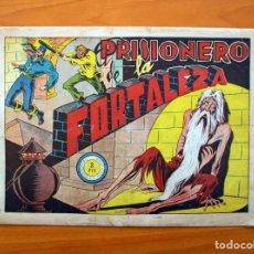 Tebeos: EL JINETE FANTASMA - Nº 64 EL PRISIONERO DE LA FORTALEZA - EDITORIAL GRAFIDEA 1947. Lote 70065401