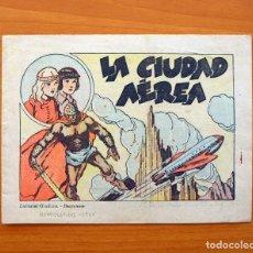 Tebeos: MONOGRÁFICOS GRAFIDEA - LA CIUDAD AÉREA - GRAFIDEA 1940. Lote 70065569