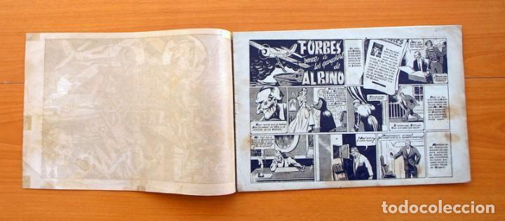 Tebeos: Inspector Forbes - Forbes vence a los gangsters de Albino - Grafidea 1944 - Foto 2 - 70065769