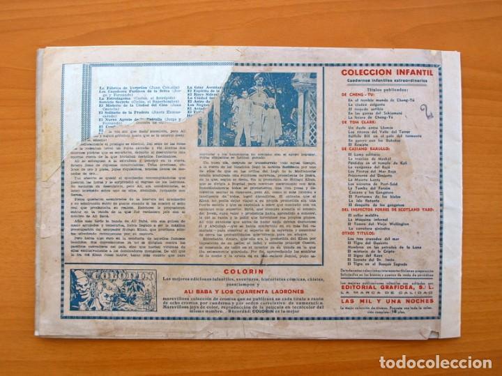 Tebeos: Inspector Forbes - Forbes vence a los gangsters de Albino - Grafidea 1944 - Foto 5 - 70065769