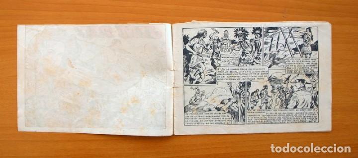 Tebeos: Jim Pat - La kiva de las serpientes - Editorial Grafidea 1940 - Foto 2 - 70065853