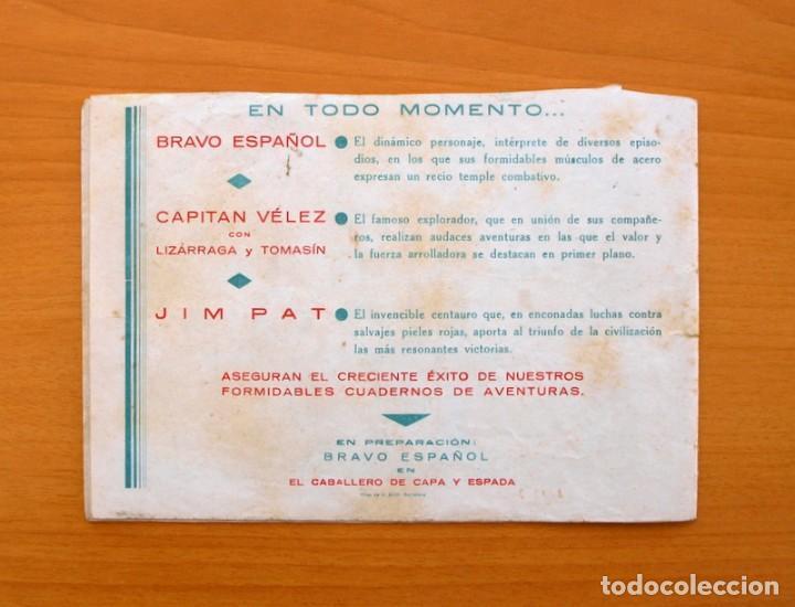 Tebeos: Jim Pat - La kiva de las serpientes - Editorial Grafidea 1940 - Foto 5 - 70065853