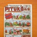 Tebeos: TRAVESURAS CÓMICAS PITUKO - EDITORIAL GRAFIDEA AÑOS 40. Lote 70066113