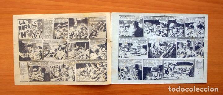 Tebeos: Sargento Macai, nº 14 La hora H - Editorial Grafidea 1952 - Foto 2 - 70066481