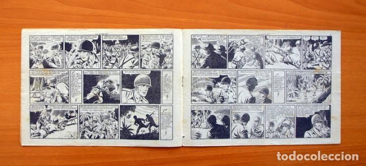 Tebeos: Sargento Macai, nº 14 La hora H - Editorial Grafidea 1952 - Foto 3 - 70066481