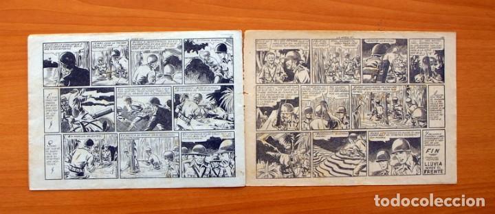 Tebeos: Sargento Macai, nº 14 La hora H - Editorial Grafidea 1952 - Foto 4 - 70066481