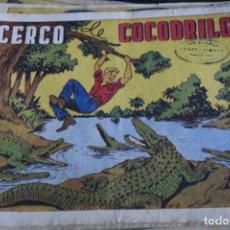 Giornalini: CERCO DE COCODRILOS CHISPITA CUARTA AVENTURA COMIC ORIGINAL Nº 10. Lote 77012433