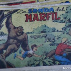 Giornalini: LA SENDA DE MARFIL CHISPITA CUARTA AVENTURA COMIC ORIGINAL Nº 4. Lote 77019137