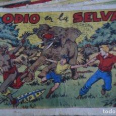 Giornalini: ODIO EN LA SELVA CHISPITA CUARTA AVENTURA COMIC ORIGINAL Nº 3. Lote 77020733