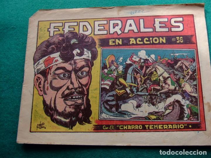 EL CHARRO TEMERARIO Nº 36 EDITORIAL GRAFIDEA (Tebeos y Comics - Grafidea - El Charro Temerario)