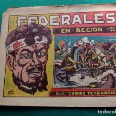 Tebeos: EL CHARRO TEMERARIO Nº 36 EDITORIAL GRAFIDEA. Lote 77737545
