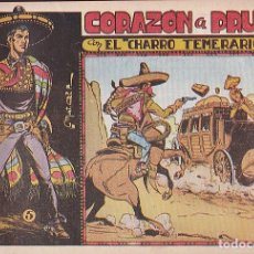 COMIC COLECCION EL CHARRO TEMERARIO Nº 5