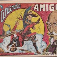 Giornalini: COMIC COLECCION EL CHARRO TEMERARIO Nº 10. Lote 78103561