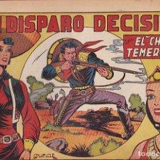 Tebeos: COMIC COLECCION EL CHARRO TEMERARIO Nº 23. Lote 78104413