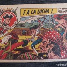 Tebeos: JARKO EL TEMIBLE Nº 14 EDITORIAL GRAFIDEA. Lote 84411004