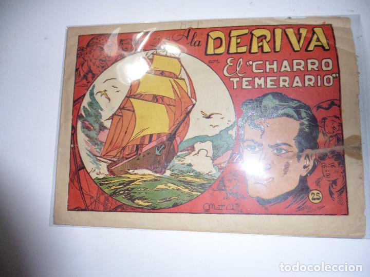CHARRO TEMERARIO Nº 25 GRAFIDIA ORIGINAL (Tebeos y Comics - Grafidea - El Charro Temerario)