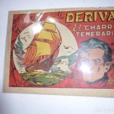 Tebeos: CHARRO TEMERARIO Nº 25 GRAFIDIA ORIGINAL. Lote 84898084