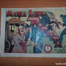 Giornalini: EL JINETE FANTASMA Nº 43 MARIA LUISA RIPALTA EDITORIAL GRAFIDEA ORIGINAL . Lote 86519572