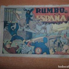 Livros de Banda Desenhada: EL JINETE FANTASMA Nº 79 RUMBO A ESPAÑA EDITORIAL GRAFIDEA ORIGINAL. Lote 86519620