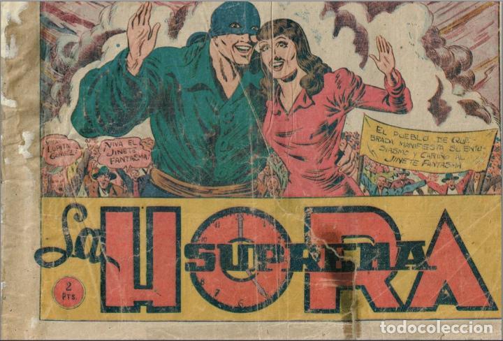 EL JINETE FANTASMA (LOTE DE 9, INCLUIDO EL ULTIMO) + CHISPITA (3ª 2) + 2 REGALOS. == AMBROS (Tebeos y Comics - Grafidea - El Jinete Fantasma)