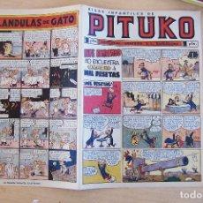 Tebeos: GRAFIDEA, PITUKO Nº 2 Y ULTIMO. Lote 89262092