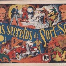 Tebeos: COMIC COLECCION CASIANO BARULLO LOS SECRETOS DE PORT-SAID . Lote 89339172