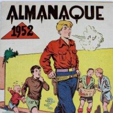 Giornalini: L-2077. CHISPITA. ALMANAQUE 1952. ORIGINAL. EDITORIAL GRAFIDEA.. Lote 90445899