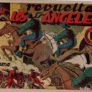 Tebeos: REVUELTA EN LOS ANGELES. Nº 27. EL JINETE FANTASMA. ORIGINAL GRAFIDEA. AÑO 1947. Lote 91078590