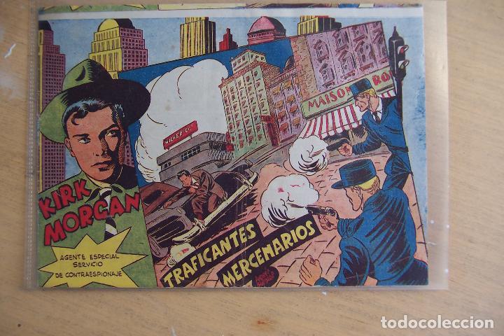 GRAFIDEA,- KIRK MORGAN Nº 4 (Tebeos y Comics - Grafidea - Otros)