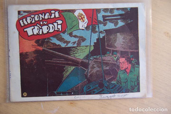 GRAFIDEA,. SARGENTO MACAI Nº 29 (Tebeos y Comics - Grafidea - Otros)