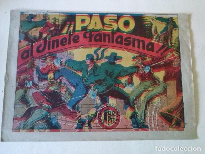 EL JINETE FANTASMA Nº 26, GRAFIDEA ,ORIGINAL POR ABRIR (Tebeos y Comics - Grafidea - El Jinete Fantasma)