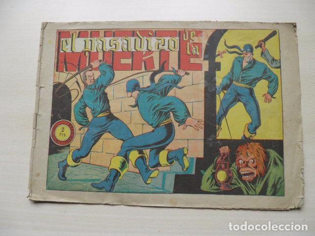 TEBEO DE EL JINETE FANTASMA (Tebeos y Comics - Grafidea - El Jinete Fantasma)