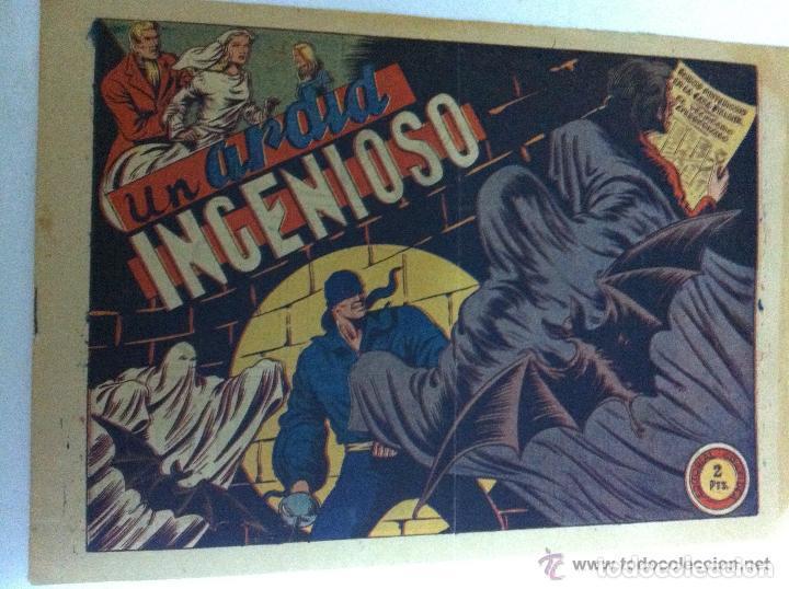 EL JINETE FANTASMA - UN ARDID INGENIOSO -Nº.131 (Tebeos y Comics - Grafidea - El Jinete Fantasma)
