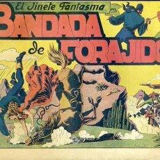 Tebeos: COMIC ORIGINAL EL JINETE FANTASMA Nº 11 EDITORIAL GRAFIDEA. Lote 99658399